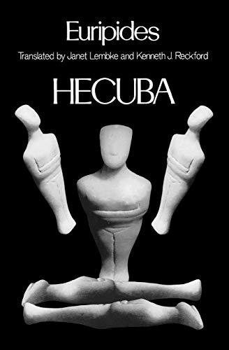 9780195068740: Hecuba (Greek Tragedy in New Translations)