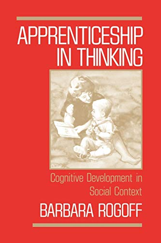 9780195070033: Apprenticeship in Thinking: Cognitive Development in Social Context