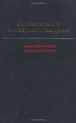 9780195071276: Fundamentals of Atmospheric Energetics