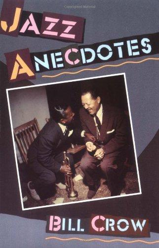 Jazz Anecdotes: Bill Crow