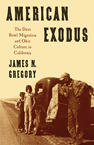 9780195071368: American Exodus: The Dust Bowl Migration and Okie Culture in California
