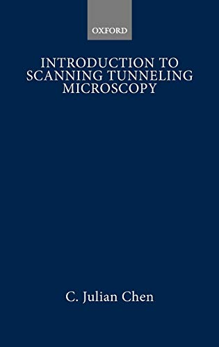 9780195071504: Introduction to Scanning Tunneling Microscopy (Oxford Series in Optical & Imaging Sciences)