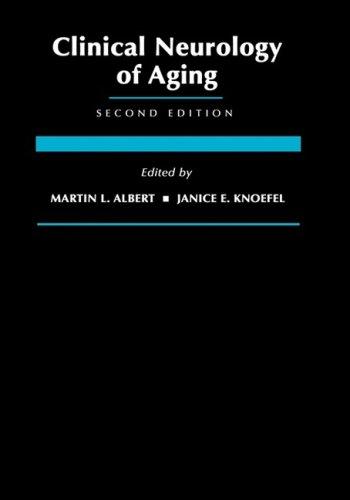 9780195071672: Clinical Neurology of Aging
