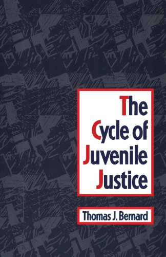 9780195071832: The Cycle of Juvenile Justice