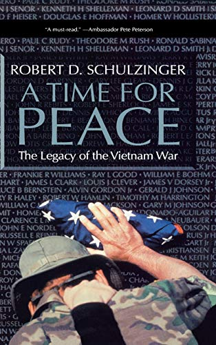 9780195071900: A Time for Peace: The Legacy of the Vietnam War