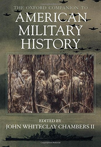 9780195071986: The Oxford Companion to American Military History