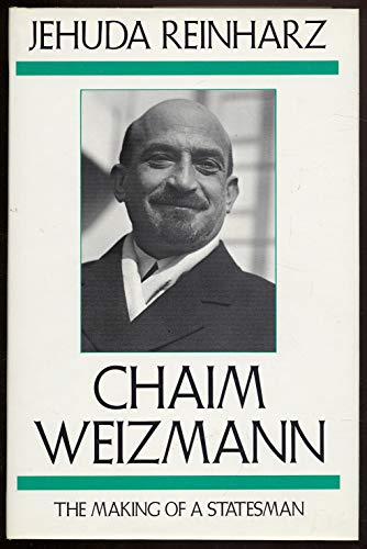 9780195072150: Chaim Weizmann: v.2: The Making of a Statesman: Vol 2: The Making of (Studies in Jewish History)