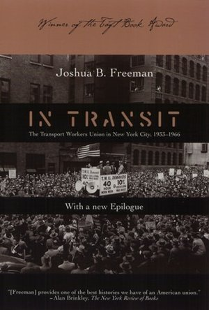9780195072693: In Transit: The Transport Workers Union in New York City, 1933-1966