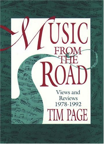 9780195073157: Music from the Road: Views and Reviews 1978-1992