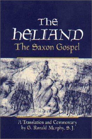 9780195073751: The Heliand: The Saxon Gospel