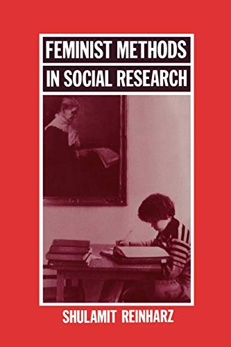 9780195073867: Feminist Methods in Social Research