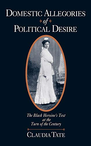 9780195073898: Domestic Allegories of Political Desire: The Black Heroine's Text at the Turn of the Century