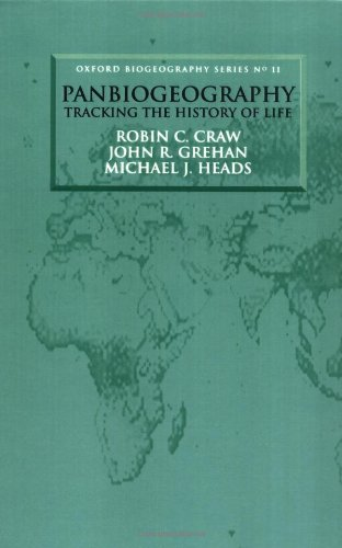 Panbiogeography: Tracking the History of Life (Oxford: Heads, Michael J.,