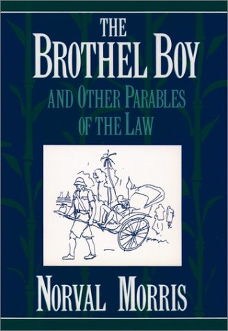 9780195074437: The Brothel Boy and Other Parables of the Law