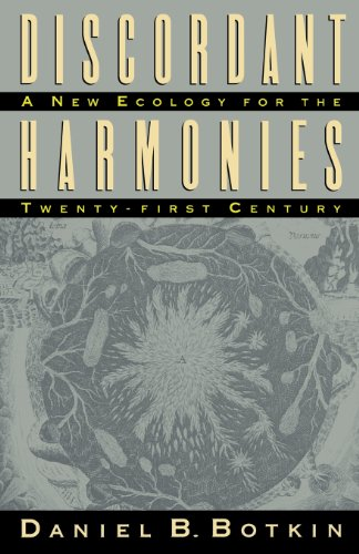9780195074697: Discordant Harmonies: A New Ecology for the Twenty-first Century