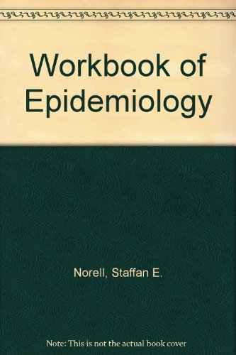 9780195074901: Workbook of Epidemiology (Cloth)