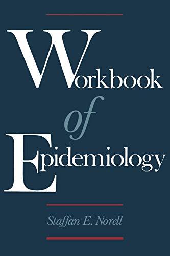 9780195074918: Workbook of Epidemiology