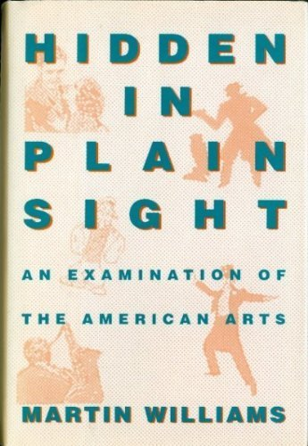 Hidden in Plain Sight: An Examination of: Williams, Martin
