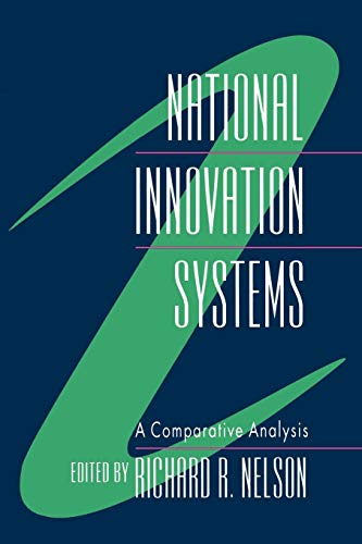 9780195076172: National Innovation Systems: A Comparative Analysis