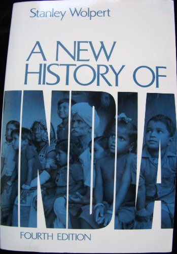 9780195076608: A New History of India