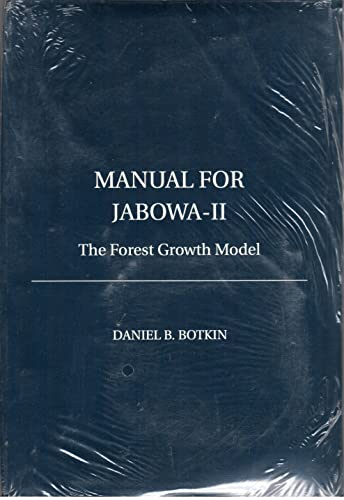 9780195076837: JABOWA-II: The Forest Growth Model