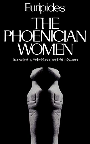 9780195077087: The Phoenician Women (Greek Tragedy in New Translations)