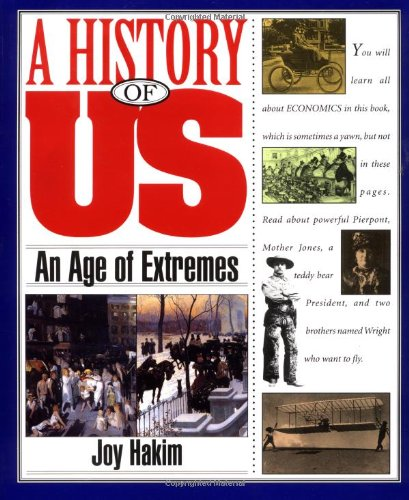 9780195077605: A History of US: Book 8: An Age of Extremes