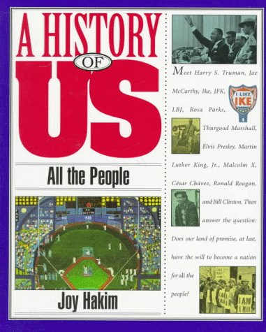 9780195077643: A History of US: Book 10: All the People