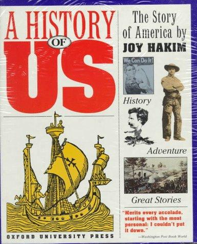 9780195077667: A History of US: 10-vol. boxed set