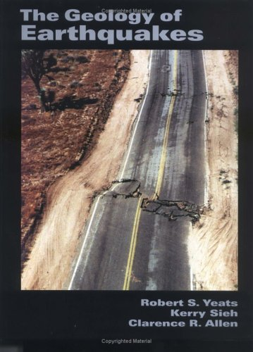 9780195078275: Geology of Earthquakes