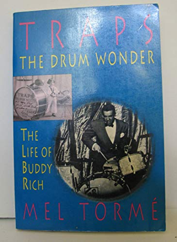 9780195079159: Traps, the Drum Wonder: The Life of Buddy Rich