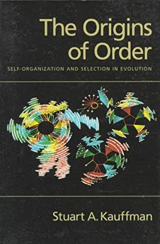 9780195079517: The Origins of Order: Self-Organization and Selection in Evolution