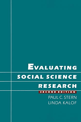 9780195079708: Evaluating Social Science Research