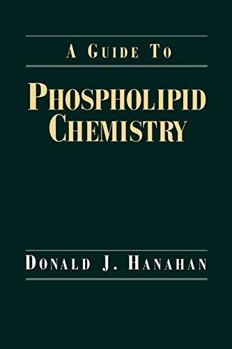 9780195079814: A Guide to Phospholipid Chemistry