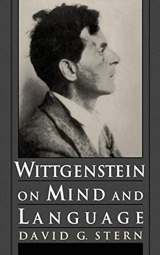 9780195080001: Wittgenstein on Mind and Language