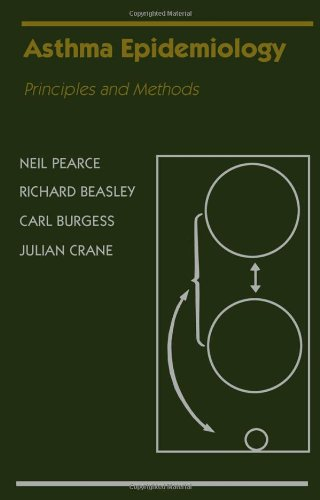 9780195080162: Asthma Epidemiology: Principles and Methods