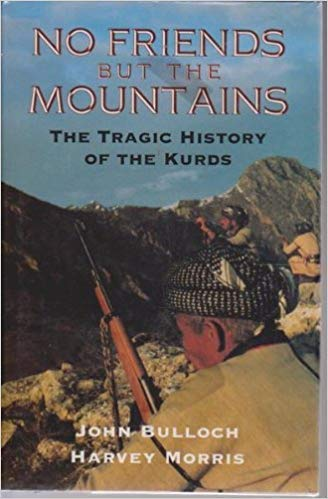 9780195080759: No Friends but the Mountains: The Tragic History of the Kurds