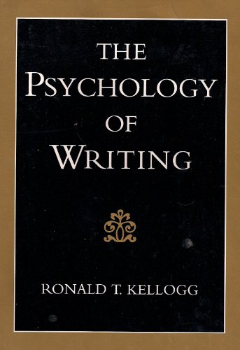 9780195081398: The Psychology of Writing