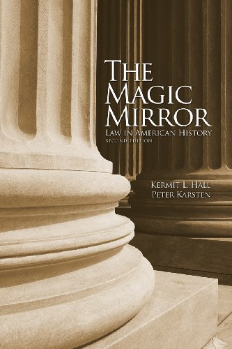 9780195081800: The Magic Mirror: Law in American History