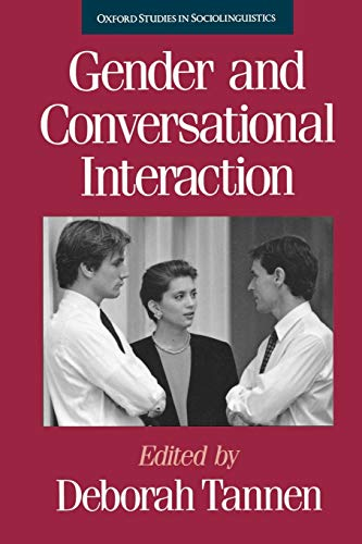 9780195081947: Gender and Conversational Interaction (Oxford Studies in Sociolinguistics)