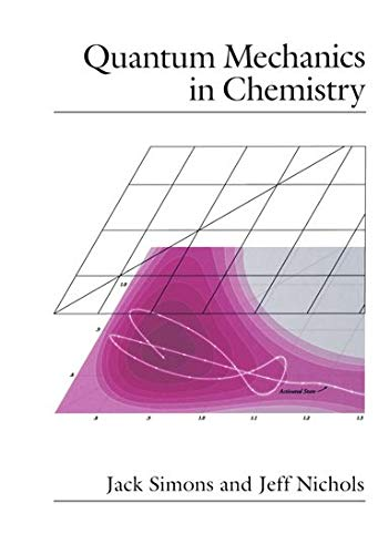 9780195082005: Quantum Mechanics in Chemistry (Topics in Physical Chemistry)