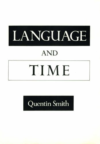 9780195082272: Language and Time: A Defense of Presentism