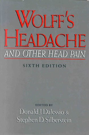 9780195082500: Wolfe's Headache and Other Head Pain