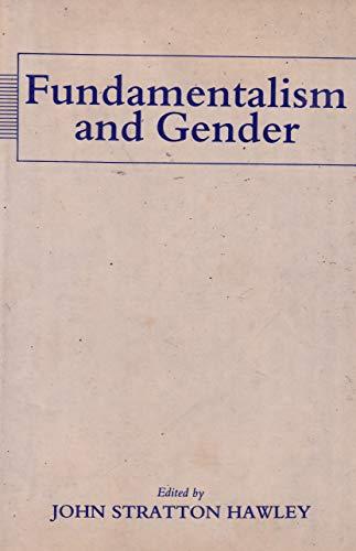 9780195082616: Fundamentalism and Gender