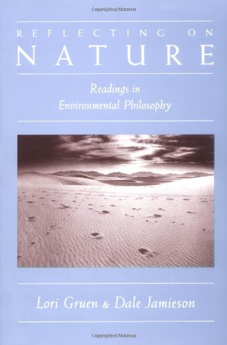 9780195082906: Reflecting on Nature: Readings in Environmental Philosophy