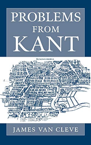 Problems from Kant: Van Cleve, James