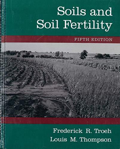 9780195083286: Soils and Soil Fertility