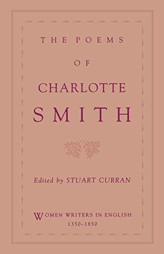9780195083583: The Poems of Charlotte Smith (Women Writers in English 1350-1850)
