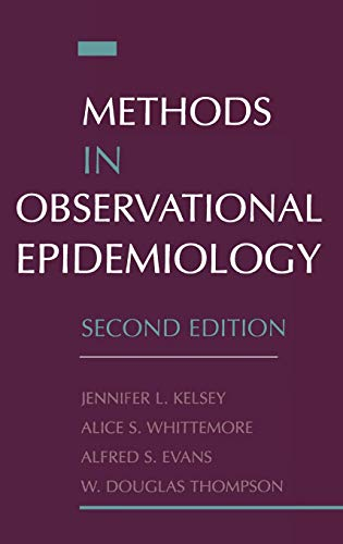 9780195083774: Methods in Observational Epidemiology