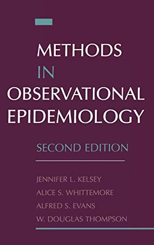 9780195083774: Methods in Observational Epidemiology
